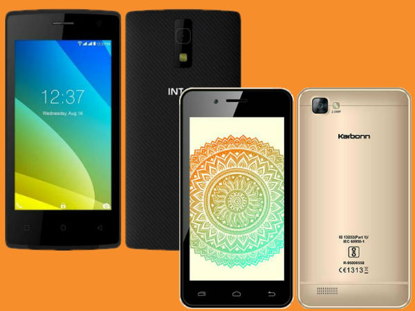 Buying Guide: Cheapest 4G Volte smartphones under Rs. 3,000