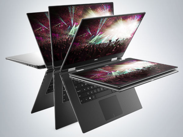 CES 2018: Dell XPS 15 2-in-1 laptop, Mobile Connect software and more