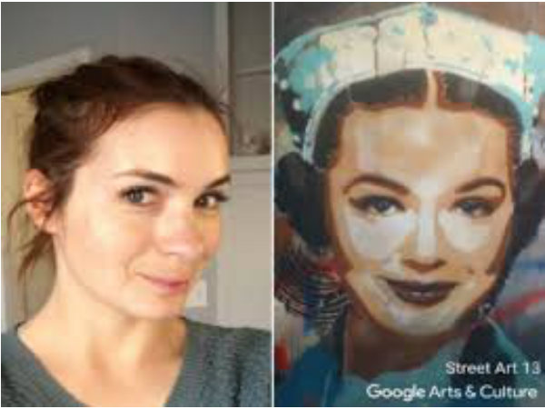 Google Artwork & Tradition App's Selfie Matching Characteristic Involves India