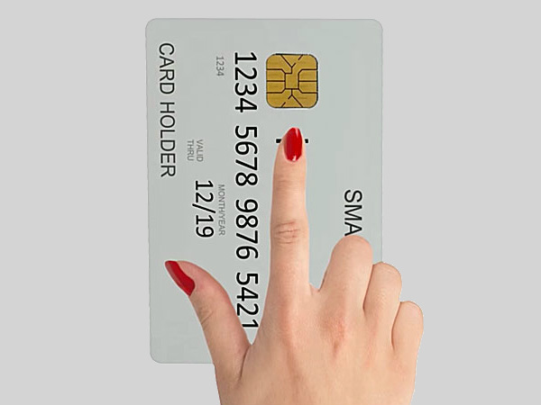 Gemalto launches biometric powered credit card for contactless payment