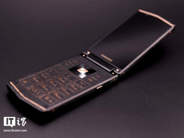 Gionee W919 flip phone new renders leaked: Unusually appealing