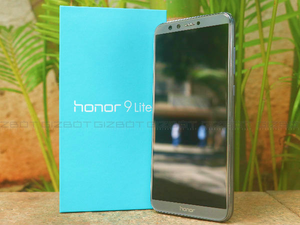 Honor 9 Lite First Impressions: Designed to impress