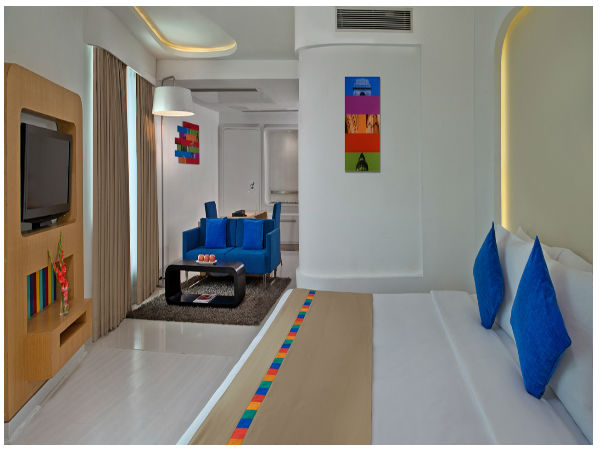 India's own Voice-Activated Smart Hotel Rooms introduced at Park Inn by Radisson IP Extension