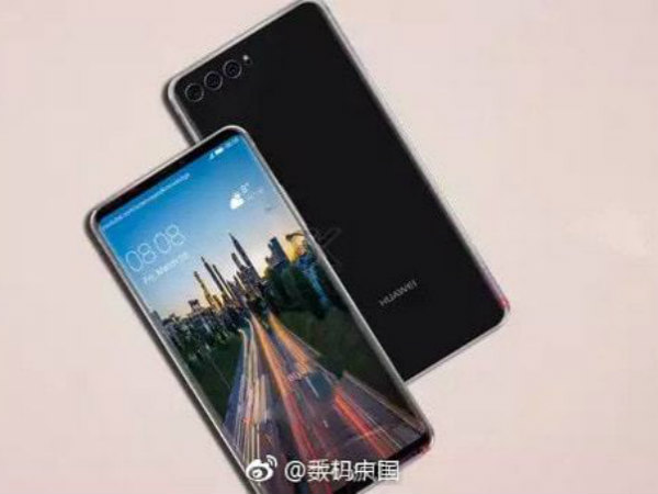 Huawei P20 to arrive with 18.7:9 display, shows benchmark listing
