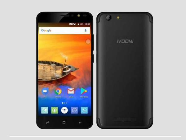 iVOOMi i1 and i1S to be available on Flipkart starting 10th January