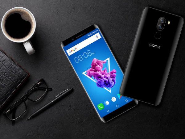 iVoomi i1 And i1s with 18:9 display listed for Rs. 5,999 and Rs. 6,999