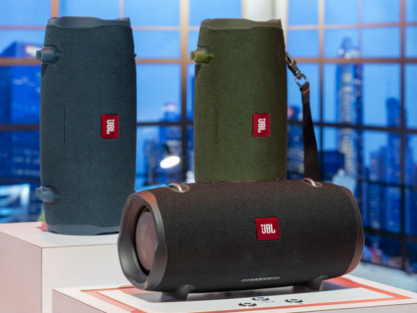 JBL unveils new Bluetooth speakers and in-ear headphones at CES 2018