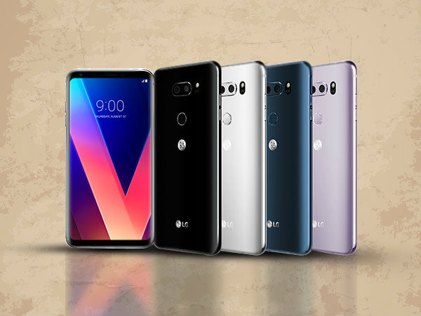 LG might launch V30+ α with improved AI features at MWC 2018