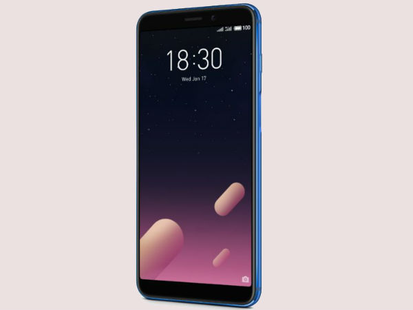 Meizu M6S launched with 16MP camera, side-mounted customizable fingerprint scanner
