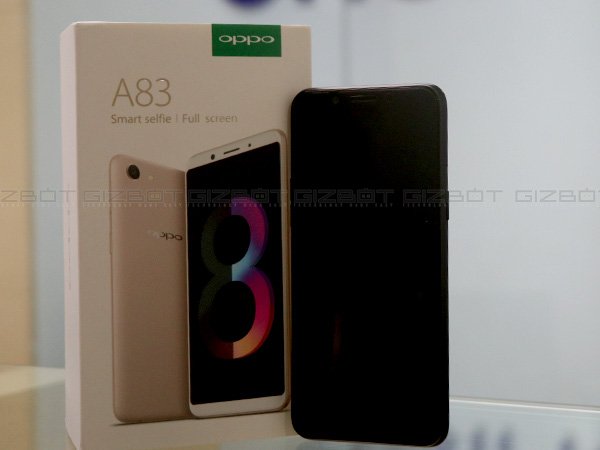 Oppo A83 review: Best mid-ranger for selfie enthusiasts - Gizbot Reviews