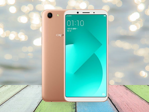 Oppo A83 with Face Unlock to be priced at Rs. 13,990; sale to debut on January 20