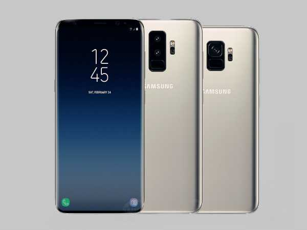 Samsung Galaxy S9, S9 Plus battery details leaked; no upgrades