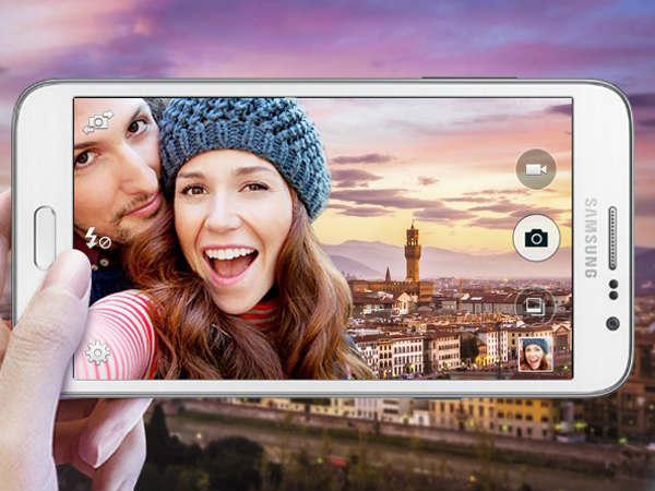 Samsung Selfie camera smartphones to buy in India