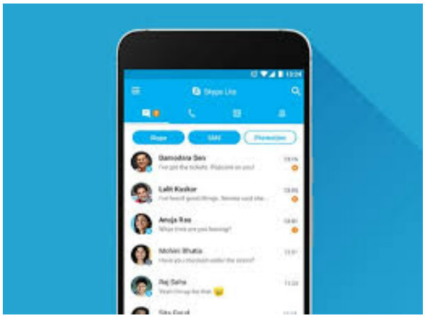 Private conversation added in Skype