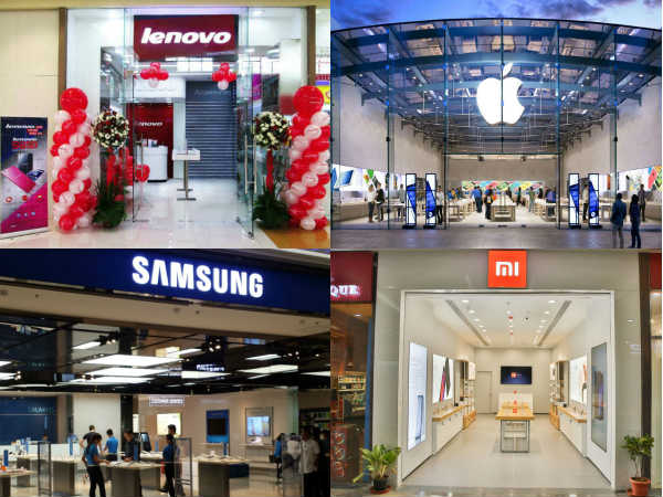 Smartphone hubs in India where you can experience products