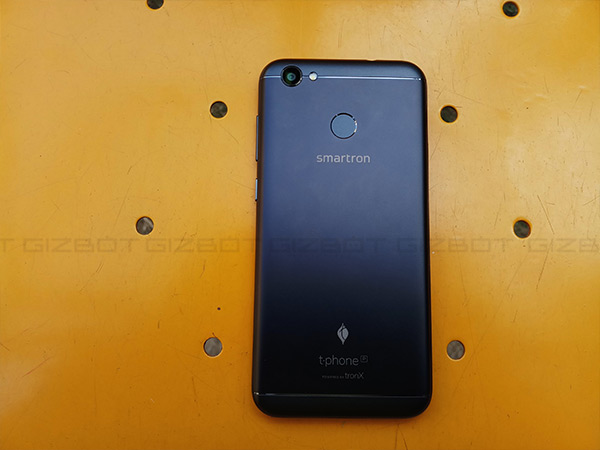 Smartron t.phone P First Impressions: Budget smartphone