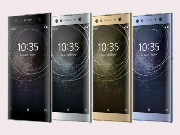 Sony Xperia XA2, XA2 Ultra and L2 press renders leaked