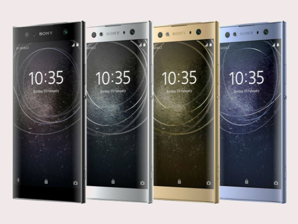 Sony Xperia XA2, XA2 Ultra and Xperia L2 prices revealed