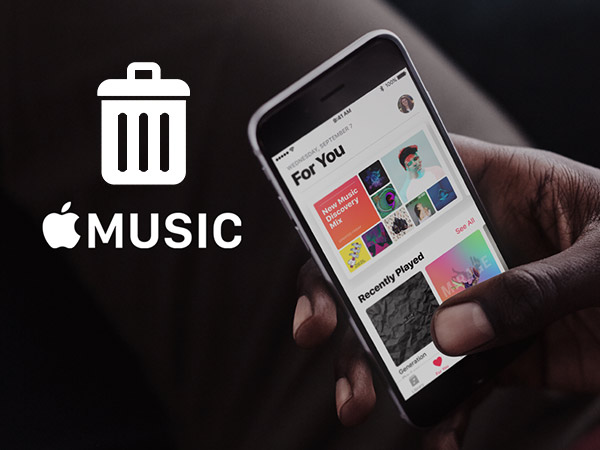 This is how to remove Apple Music from your iPhone's Music App