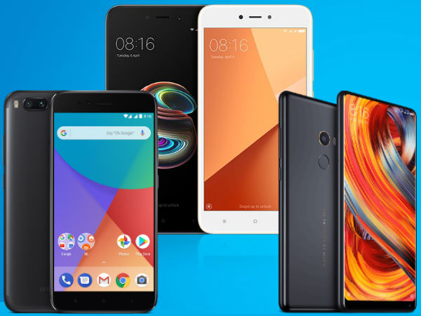 Top 10 Xiaomi smartphones to buy in India