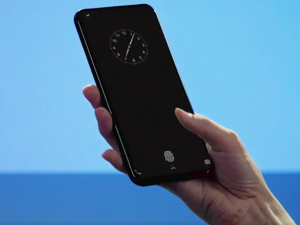 Vivo X20 Plus with under-display fingerprint sensor likely coming soon