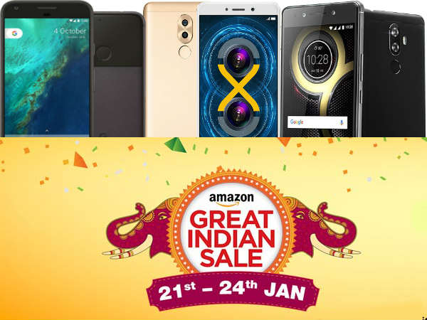 Amazon Great Indian Festival sale on smartphones: EMI offers, Discounts, credit card offer, Exchange