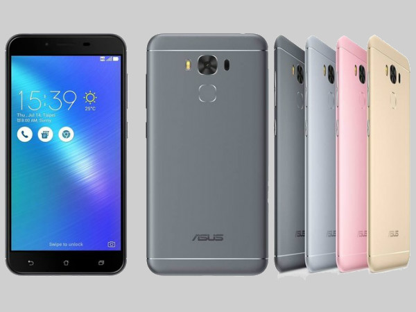 ASUS is launching its new dual-camera smartphone lineup at MWC 2018