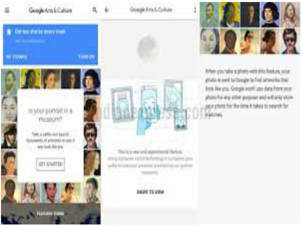 Google app that matches your face to artwork is wildly popular