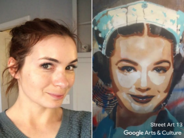 Google App Matches Your Face With Famous Art