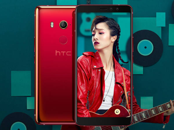 HTC U11 Eyes vs best dual Selfie Camera featuring smartphones