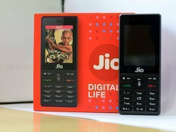 Jio revises Rs. 153 prepaid plan for JioPhone to give 1GB data per day
