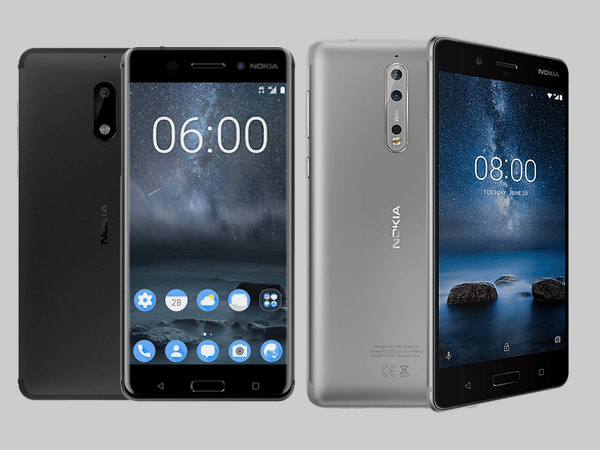 Nokia 6 and Nokia 8 get big discounts and cashbacks