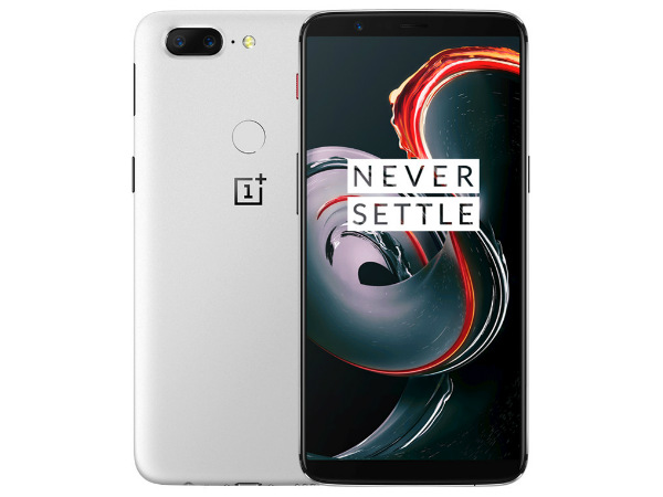 OnePlus 5T Sandstone White variant is launched, finally!