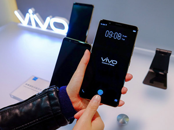 Vivo X20 Plus UD with on-display fingerprint scanner might launch soon: Certified by TENAA