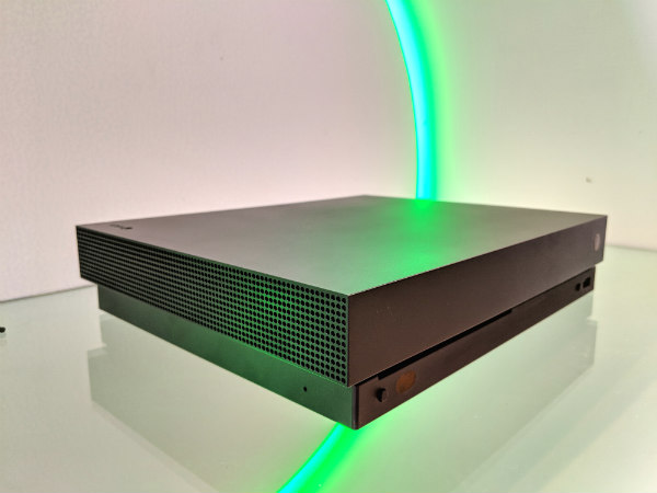 Microsoft Xbox One X First Look: Experience 4K gaming in your living room