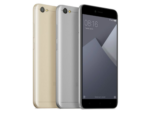Xiaomi Redmi Y1, Y1 Lite available on Amazon: Other budget smartphones