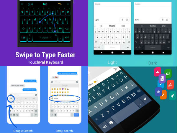 5 best keyboard apps for Android you should use