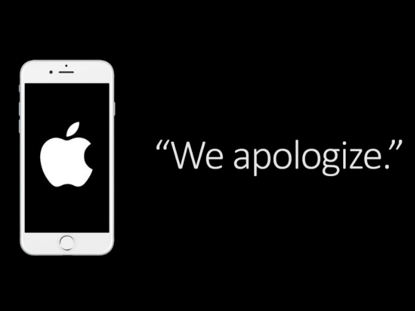Apple iPhone slowdown case: Company now says