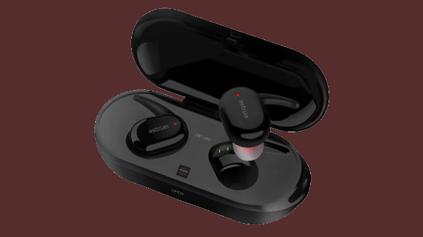 Astrum unveils its first 'True Wireless Earphone' priced for Rs 5,190