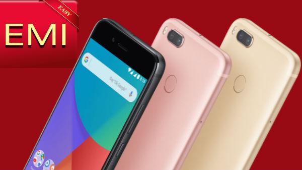 Valentine's Day Best EMI offers on Xiaomi smartphones in India