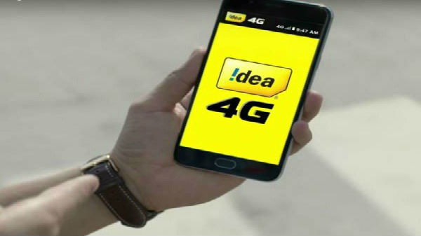 Idea Cellular offers cashback of Rs 2,000 on 4G smartphones