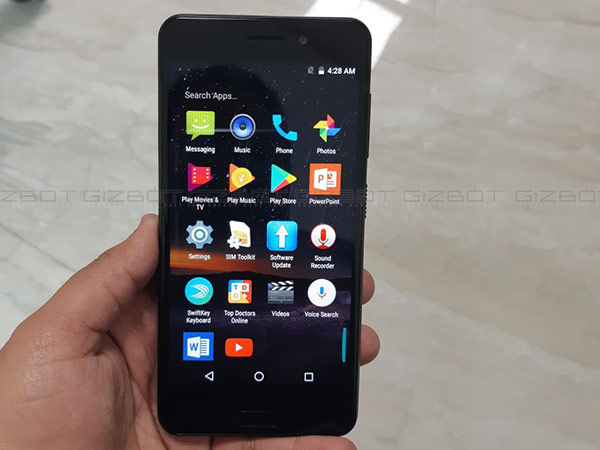 Centric L3 First impressions: Decent budget smartphone