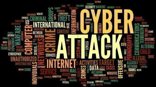 Cyber attacks can impact computers on a massive scale