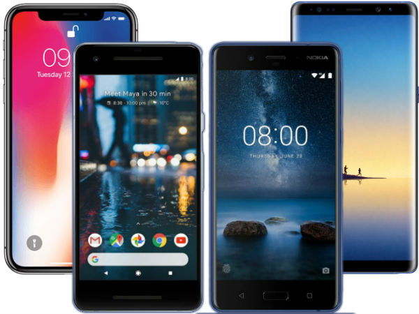 Easy EMI offers on high-end smartphones to buy in India