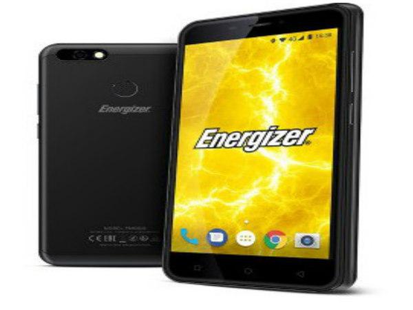 Energizer announces ENERGY E520 LTE smartphone