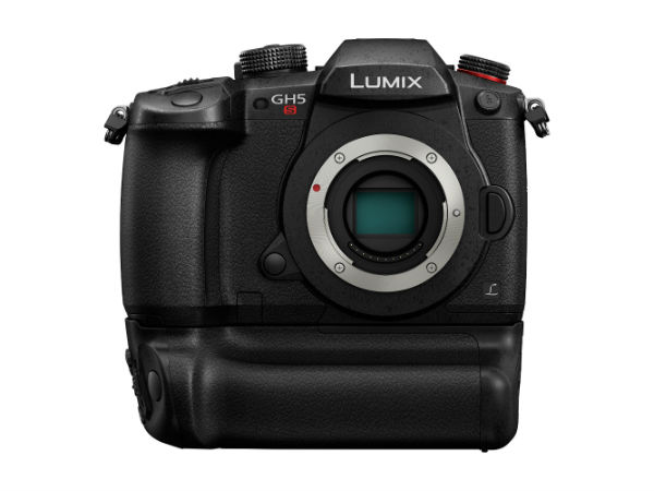 Panasonic launches GH5S, world's first cinema 4K video camera