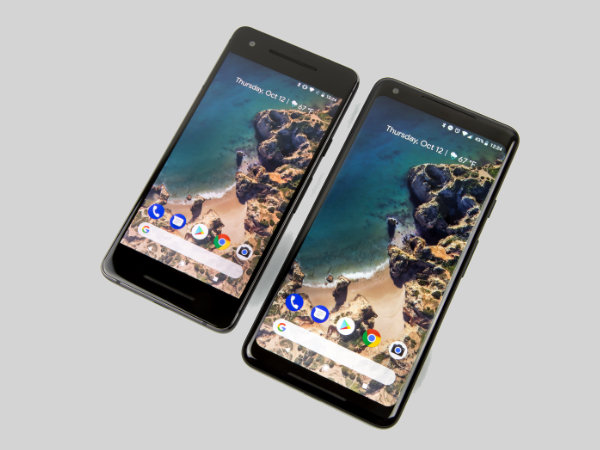 Google Pixel 2 and Pixel 2 XL now available on dicsount