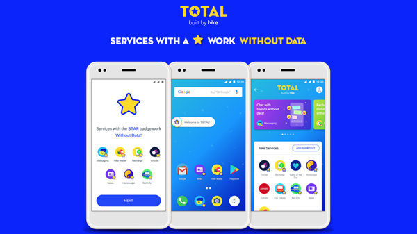 Hike to showcase 'Total, built by hike' at MWC 2018