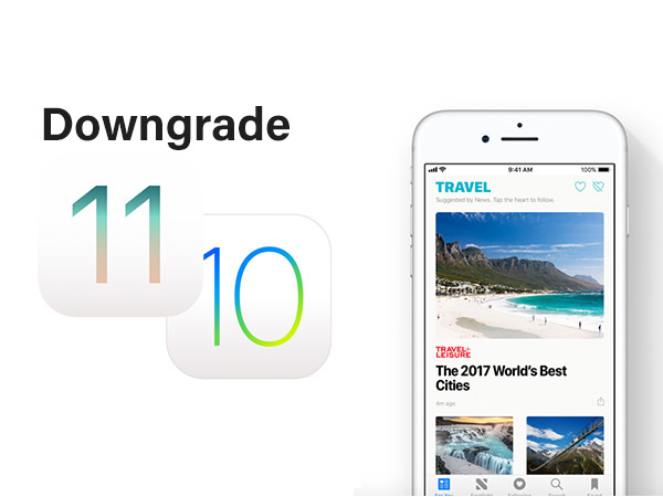 How to and why you should downgrade from iOS 11?