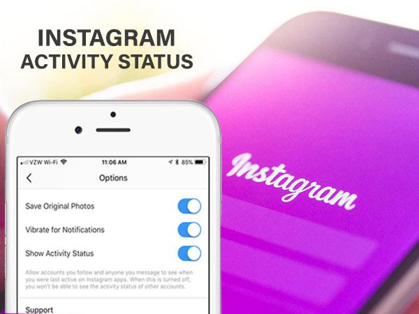 How to hide your Instagram activity status